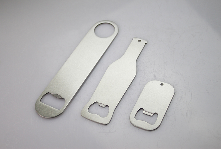 Sublimation Stainless Steel Bottle Opener